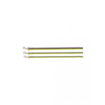 Trixie Smycz Zielono - Szara L-XL 1m/25mm