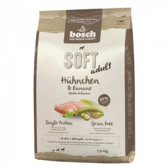 Bosch HPC+ Soft Kurczak i Banan 2,5 kg