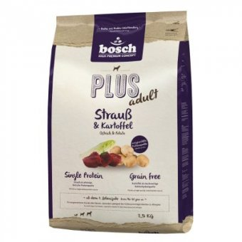 Bosch HPC+ Struś i Ziemniak 12,5 kg