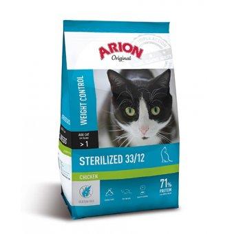 Arion Original Cat Sterilized Chicken 2kg