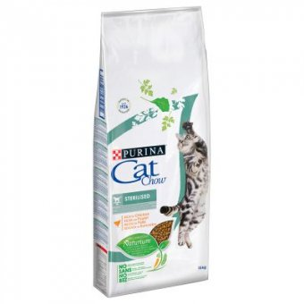 PURINA CAT CHOW SPECJAL CARE STERILISED 0,4kg