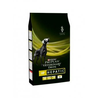 Purina Pro Plan Veterinary Diet's HP Hepatic 3kg