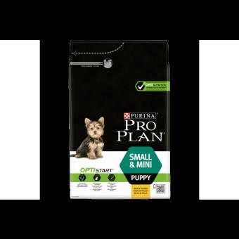 Purina Pro Plan Small & Mini Puppy Kurczak 3kg (OPTISTART)