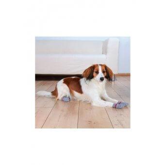 Trixie Skarpetki dla Psa - Antypoślizgowe M-L, 2 szt.