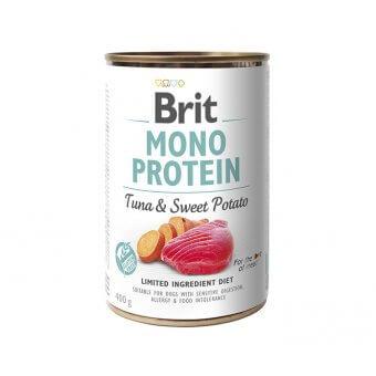 Brit Mono Protein Tuńczyk i Słodki Ziemniak (Default)