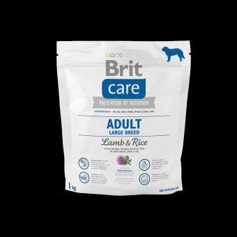 Brit Care Adult Large Breed Jagnięcina z Ryżem 1 kg
