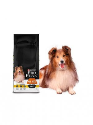 Purina Pro Plan All Size Adult Light / Sterilised Kurczak 14 kg
