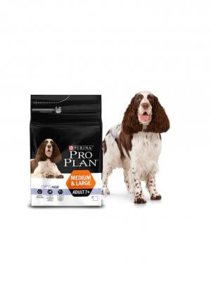 Purina Pro Plan Medium & Large Adult 7+ Kurczak 3kg