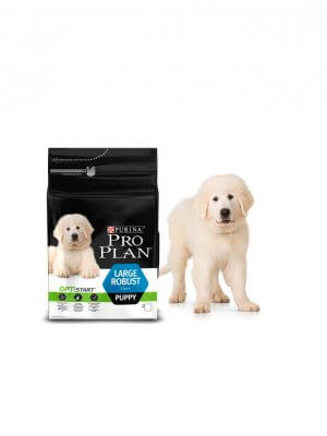 Purina Pro Plan Large Robust Puppy Kurczak 3kg