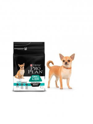 Purina Pro Plan Small & Mini Adult Sensitive Digestion Kurczak 3kg