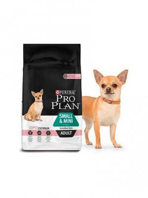 Purina Pro Plan Small & Mini Adult Sensitive Skin Łosoś 7kg