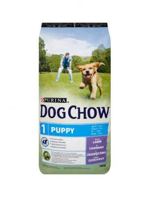 Purina Dog Chow Puppy Jagnięcina 14kg