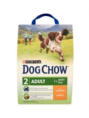 Purina Dog Chow Adult Kurczak 2,5kg