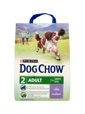 Purina Dog Chow Adult Jagnięcina 2,5kg