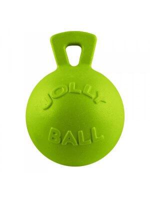 JOLLY PETS Piłka z uchwytem Zielona 11 cm