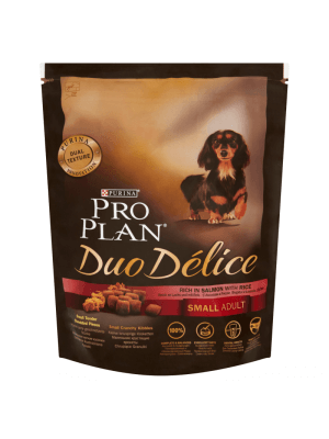 Purina Pro Plan Duo Delice Small Łosoś & Ryż 700g
