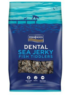 Fish4Dogs Sea Jerky Tiddlers 575 g