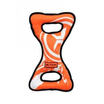 Zolux Kość X-TRM - średnia - Pomarańczowa
