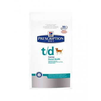 Hill's Prescription Diet T/D 3kg