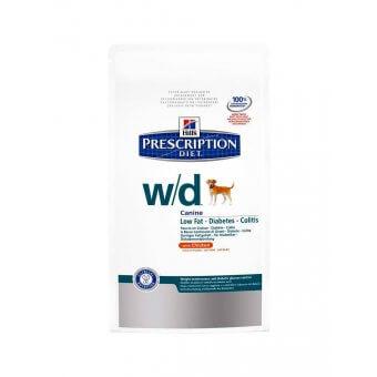 Hill's Prescription Diet W/D 4kg