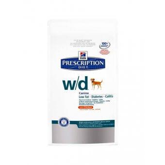 Hill's Prescription Diet W/D 1,5kg
