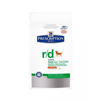 Hill's Prescription Diet R/D 4kg