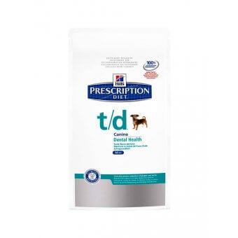 Hill's Prescription Diet T/D Mini 3kg