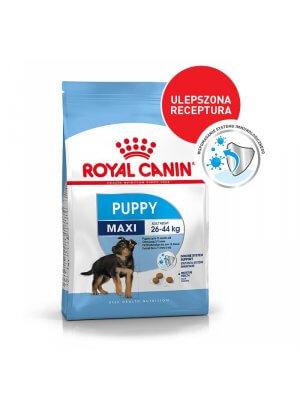 ROYAL CANIN Maxi Puppy 4kg karma sucha dla szczeniąt od 2 do 15 miesiąca życia, ras dużych