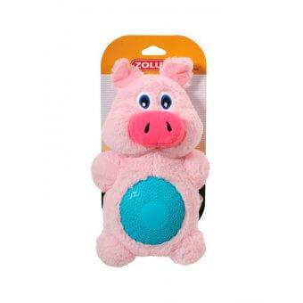 Zolux Świnka z gumowym brzuszkiem - 21,5 cm