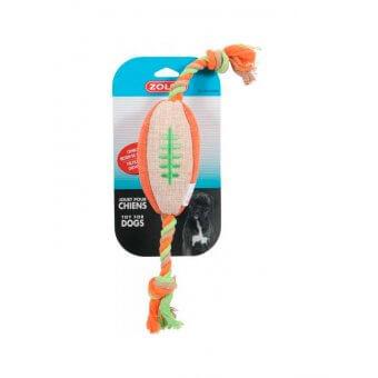 Zolux Rugby ze sznurkiem - Pomarańczowa