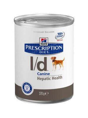 Hill's Prescription Diet L/D 370g