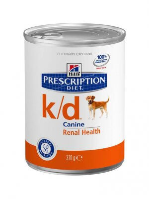 Hill's Prescription Diet K/D 370g