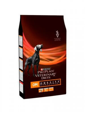 Purina Pro Plan Veterinary Diet's OM Obesity Management 3kg