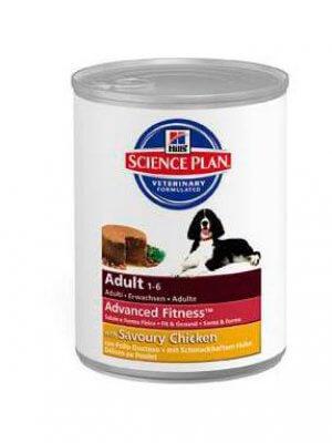Hill's Science Plan Adult Savoury Kurczak 370g