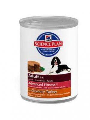 Hill's Science Plan Adult Savoury Indyk 370g