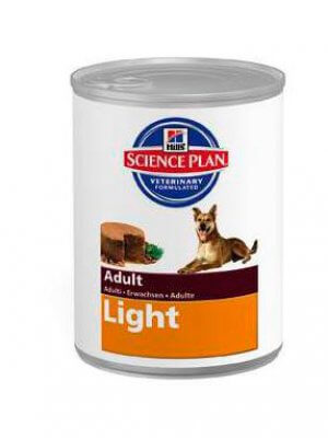 Hill's Science Plan Adult Light Kurczak 370g