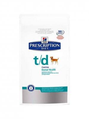 Hill's Prescription Diet T/D 10kg