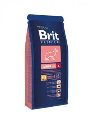 Brit Premium Junior L 15 kg