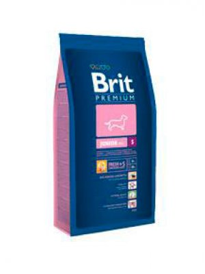 Brit Premium Junior S 8 kg