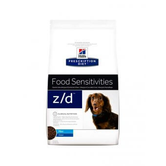 Hill's Prescription Diet Z/D Mini 1,5 kg
