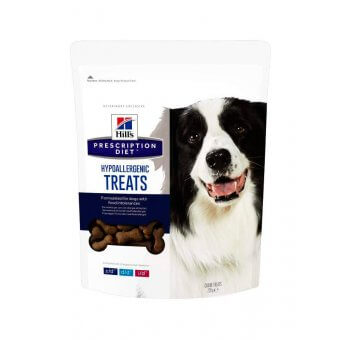 Hill's Prescription Diet Hypo Treats 220g