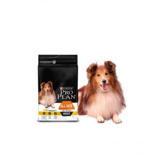 Purina Pro Plan All Size Adult Light / Sterilised Kurczak 3kg