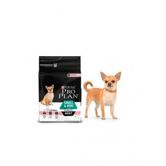 Purina Pro Plan Small & Mini Adult Sensitive Skin Łosoś 3kg
