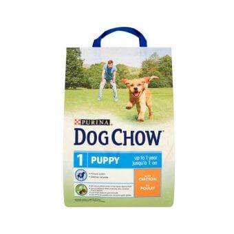 Purina Dog Chow Puppy Kurczak 2,5kg