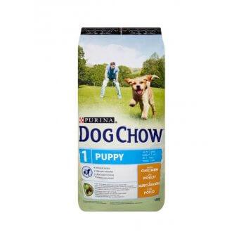 Purina Dog Chow Puppy Kurczak 14kg