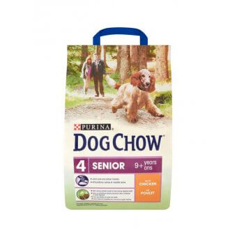 Purina Dog Chow Senior Kurczak 2,5kg