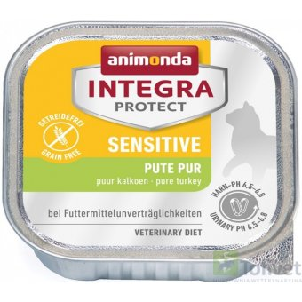 ANIMONDA INTEGRA SENSITIVE INDYK 100g