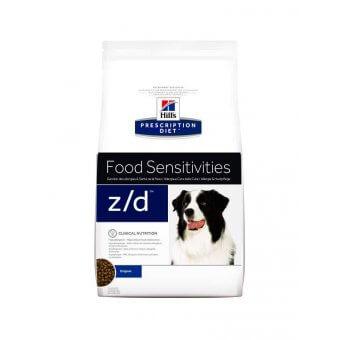 Hill's Prescription Diet Z/D Ultra Allergen Free 3kg