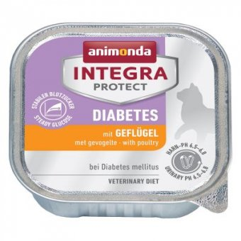 ANIMONDA INTEGRA DIABETES DRÓB 100g