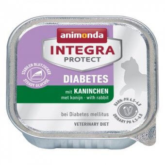 ANIMONDA INTEGRA DIABETES KRÓLIK 100g